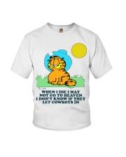 Cowboy shirt2 Youth T-Shirt thumbnail