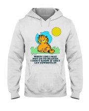 Cowboy shirt2 Hooded Sweatshirt thumbnail