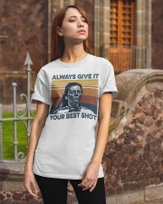 Best Shot shirt Classic T-Shirt apparel-classic-tshirt-lifestyle-06