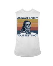 Best Shot shirt Sleeveless Tee thumbnail