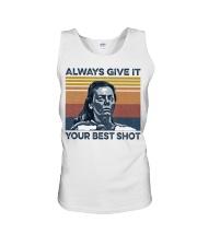 Best Shot shirt Unisex Tank thumbnail