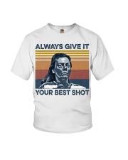 Best Shot shirt Youth T-Shirt thumbnail