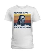 Best Shot shirt Ladies T-Shirt thumbnail