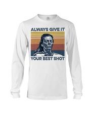 Best Shot shirt Long Sleeve Tee thumbnail