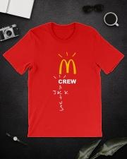 Voohees  Classic T-Shirt lifestyle-mens-crewneck-front-16