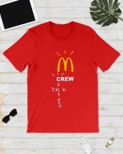 Voohees  Classic T-Shirt lifestyle-mens-crewneck-front-17