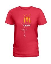Voohees  Ladies T-Shirt thumbnail