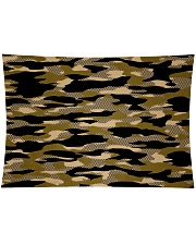 """Brown Grid Camouflage Wall Tapestry - 36"""" x 26"""" thumbnail"""