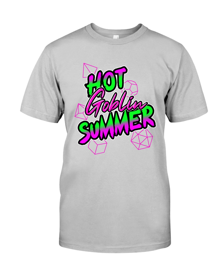 printinkling hot goblin summer t shirt