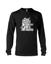 Be A Valkyrie Long Sleeve Tee thumbnail