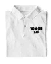 VIGOROUS DAD THE POLO  Classic Polo front