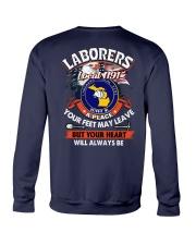 Laborers local 1191 Crewneck Sweatshirt thumbnail