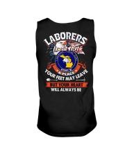 Laborers local 1191 Unisex Tank thumbnail