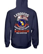 Laborers local 1191 Hooded Sweatshirt thumbnail