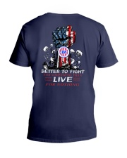 Local 472 V-Neck T-Shirt thumbnail