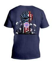 local 472 V-Neck T-Shirt thumbnail
