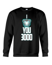 I LOVE YOU 3000 Crewneck Sweatshirt thumbnail