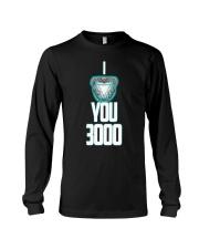I LOVE YOU 3000 Long Sleeve Tee thumbnail