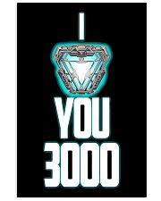 I LOVE YOU 3000 24x36 Poster thumbnail