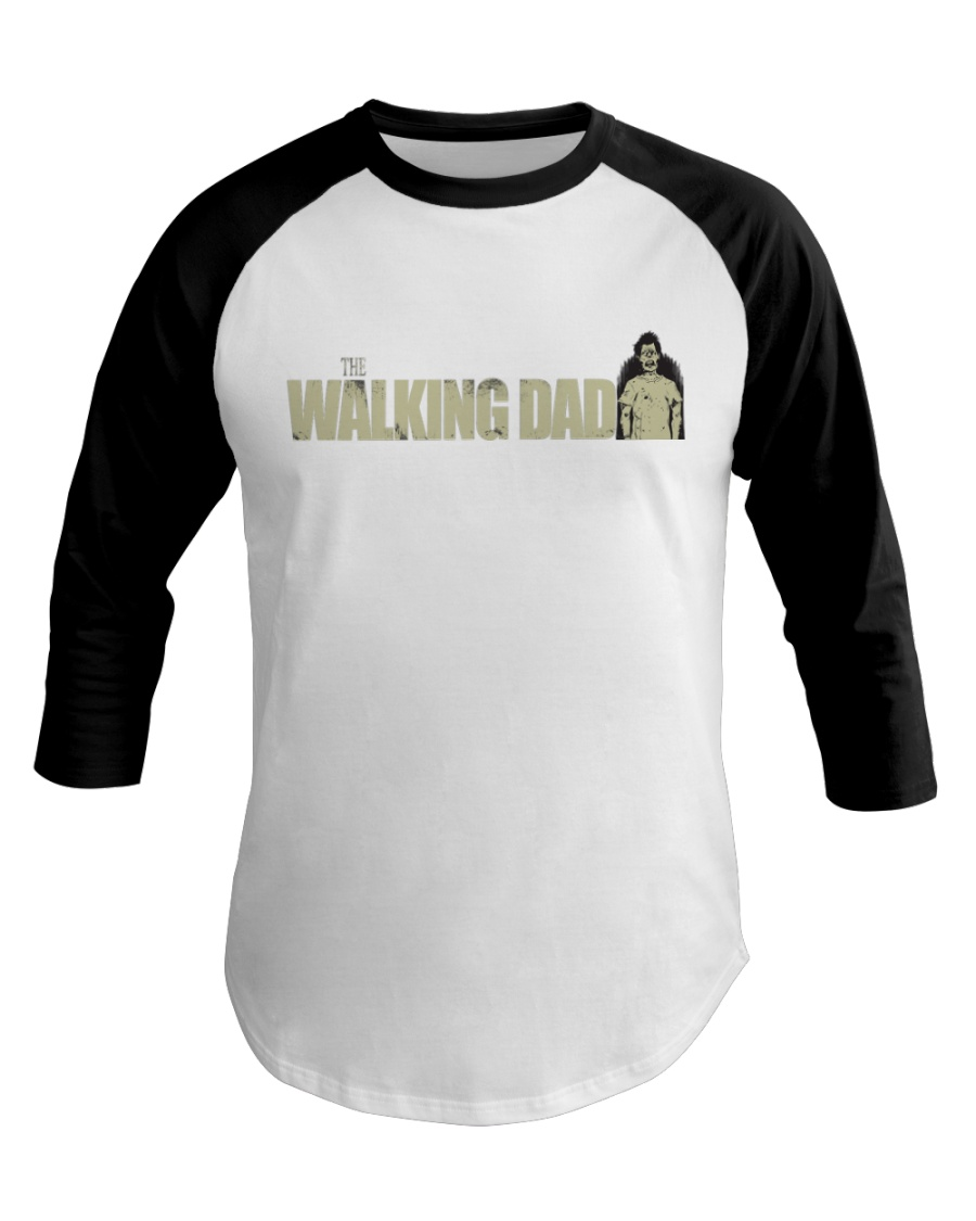 The Walking Dad Baseball Tee