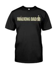 The Walking Dad T Shirt Classic T-Shirt front
