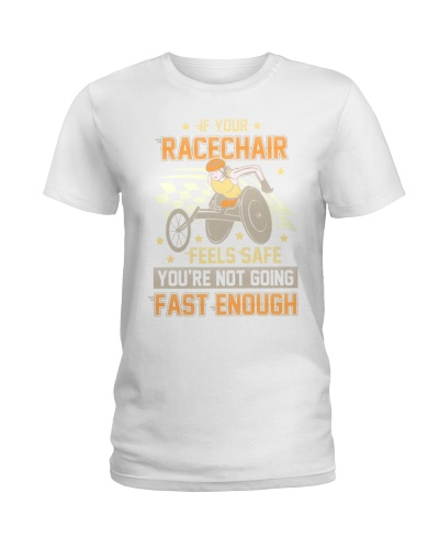 Wheelchair Racing Shirt