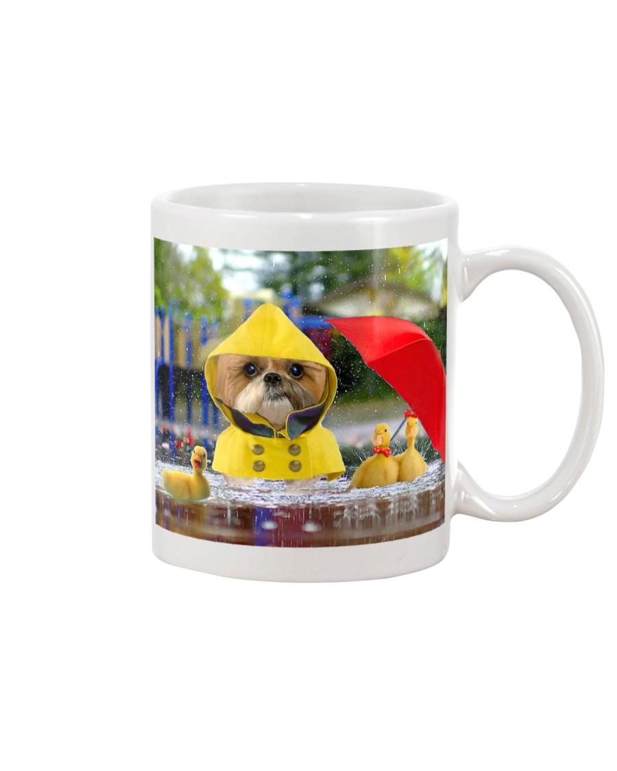 Phoebe Unleashed Rainy Days Mug Mug