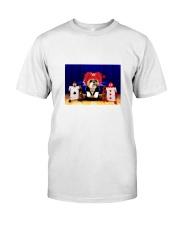 Shih Tzu queen tee Classic T-Shirt thumbnail