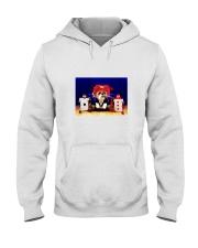 Shih Tzu queen tee Hooded Sweatshirt thumbnail