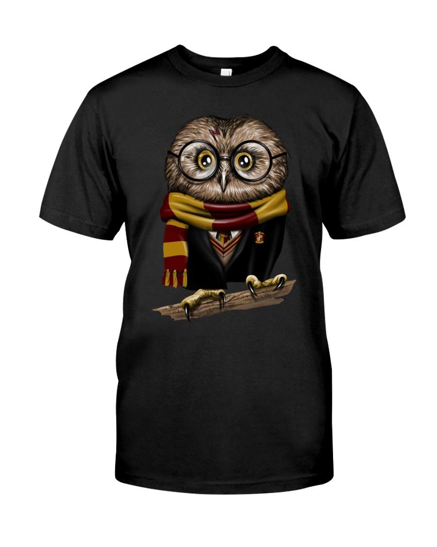 OWL HARRY Classic T-Shirt