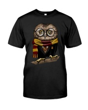 OWL HARRY Classic T-Shirt front