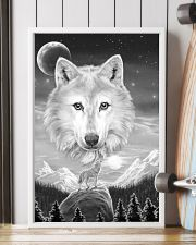 I LOVE WOLF 11x17 Poster lifestyle-poster-4