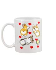 corgi mug new Mug back
