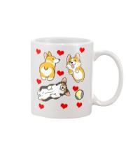 corgi mug new Mug front