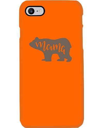 Mother's Day - Mama Bear Phone Case