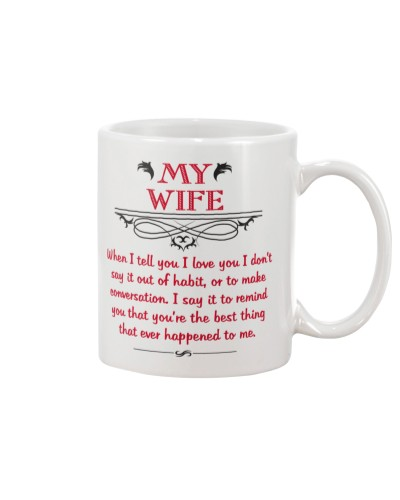My Wife - I Love You