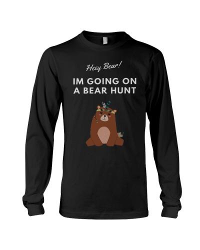 Im going on a bear hunt tshirt