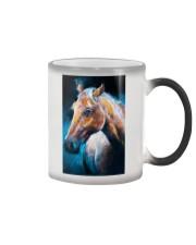 Pferd Malerei Color Changing Mug thumbnail