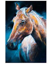 Pferd Malerei 11x17 Poster front