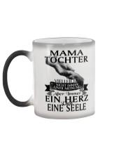 Mama Tochter Color Changing Mug color-changing-left