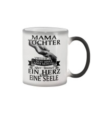 Mama Tochter Color Changing Mug color-changing-right