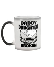 Daddy Daughter Color Changing Mug color-changing-left
