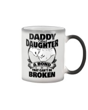 Daddy Daughter Color Changing Mug color-changing-right