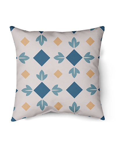 Bohemian Design Pillow