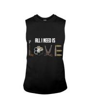 GUNS - all i need is love T Shirt Sleeveless Tee thumbnail