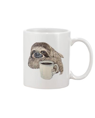 Sloth Cofee Mug