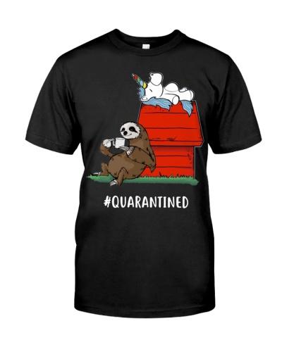 Sloth Quarantined