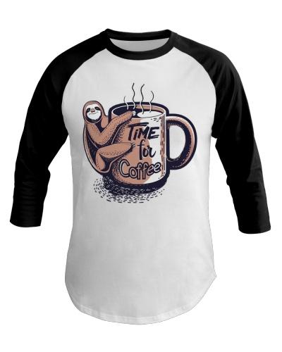 Sloth- Coffee Time