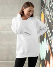 Your Cute Jeans  Crewneck Sweatshirt apparel-crewneck-sweatshirt-lifestyle-front-14