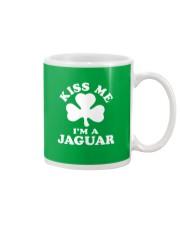 Kiss Me I'm a Jaguar Mug thumbnail